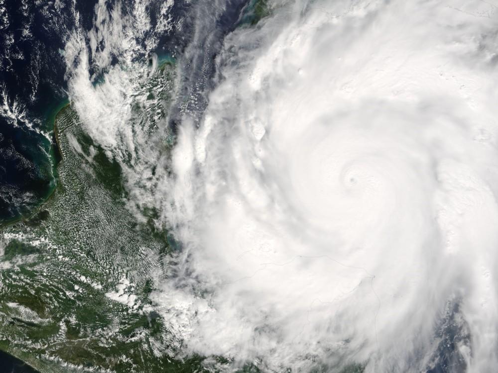 Huracán Wilma en 2005: +60 muertes