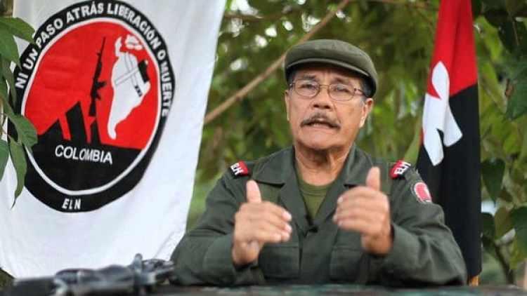 El ELN está en plenas negociaciones de paz con el gobierno colombiano