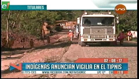 Video titulares de noticias de TV – Bolivia, mediodía del miércoles 2 de agosto de 2017