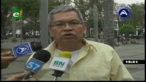 Tapia Pachi denuncia inhabilitación para las elecciones judiciales