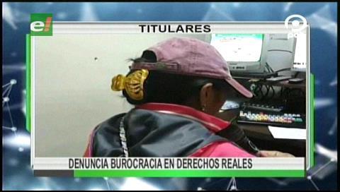 Video titulares de noticias de TV – Bolivia, noche del jueves 3 de agosto de 2017