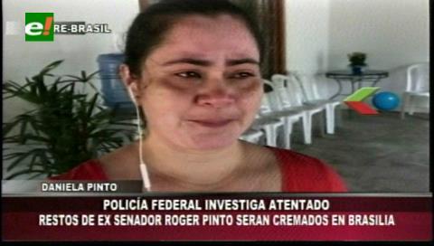 Familia de Roger Pinto cumplirá su última voluntad: esparcir sus cenizas en su hacienda de Cobija
