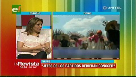 Embajada de EEUU no cesó en su afán político en Bolivia, según ministra López