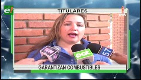 Video titulares de noticias de TV – Bolivia, noche del martes 29 de agosto de 2017
