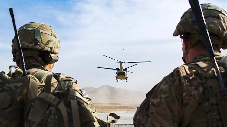 EE.UU. enviará 3.500 soldados más a Afganistán