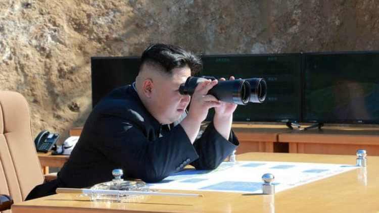 Kim Jong-un amenazó con hacer desaparecer a Corea del Sur