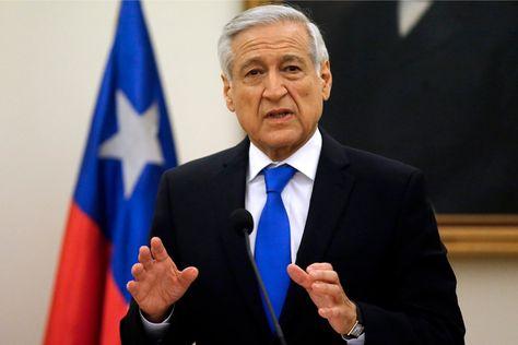 El canciller de Chile, Heraldo Muñoz. Foto: Archivo