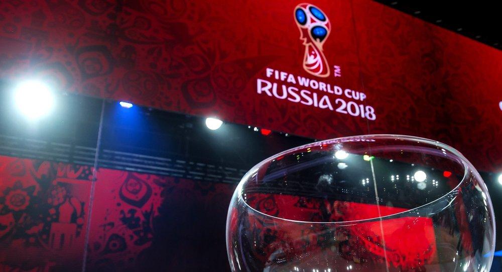 Resultado de imagen para sorteo para la copa del mundo
