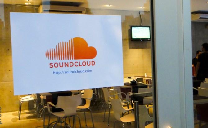Apps móviles para escuchar música de SoundCloud gratis