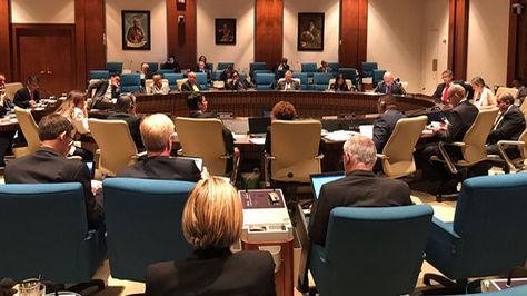 Reunión de delegados del BID
