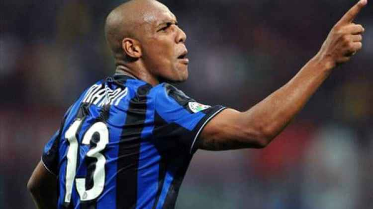 Maicon conquistó una Champions League con el Inter