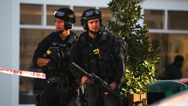 Reino Unido eleva el nivel de amenaza nacional hasta el nivel crítico