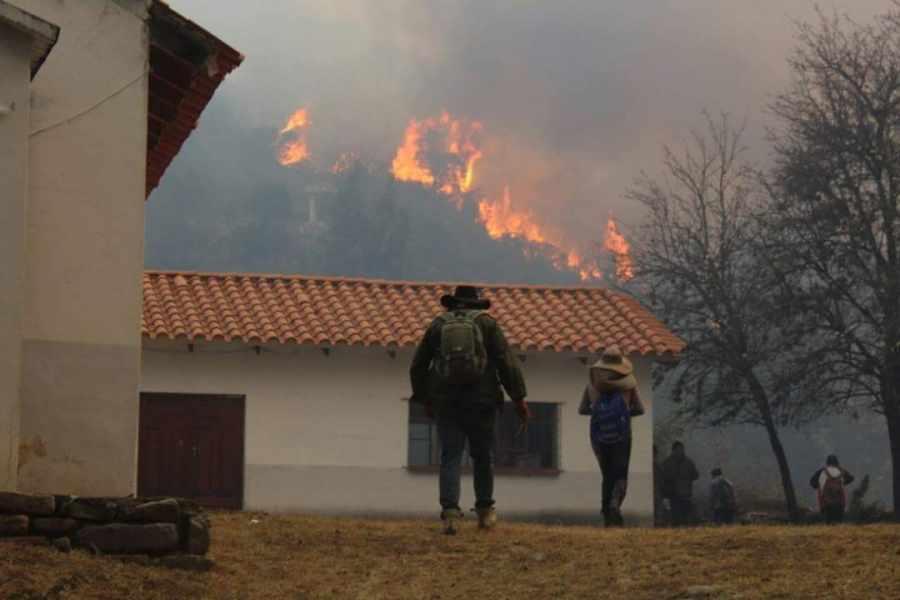 A un mes del incendio en Sama, no hay informe sobre los daños