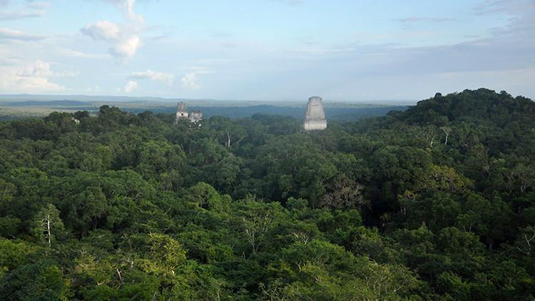 Descubren en Guatemala la tumba de un gobernador maya del siglo IV d.C.d