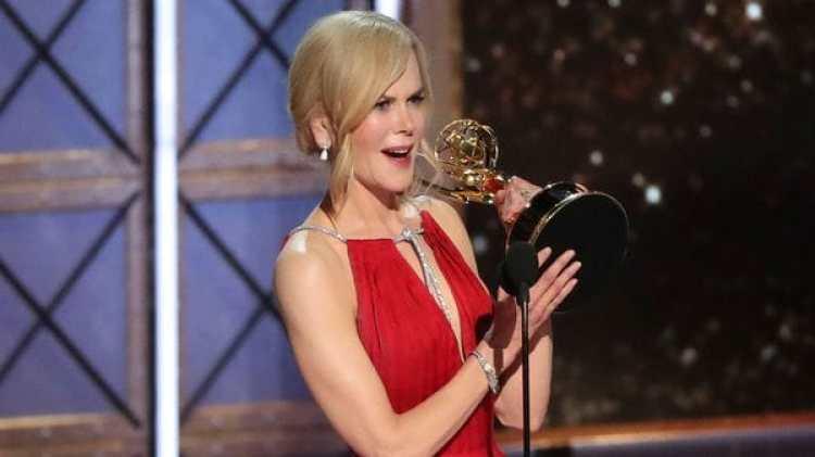 Nicole Kidman ganó como mejor actriz de miniserie (Reuters)