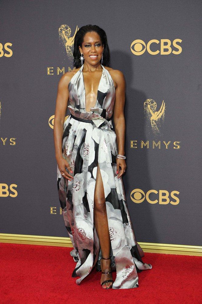 69th Primetime Emmy Awards – Arrivals – Los Angeles, California, U.S., 17/09/2017 - Regina King. REUTERS/Mike Blake