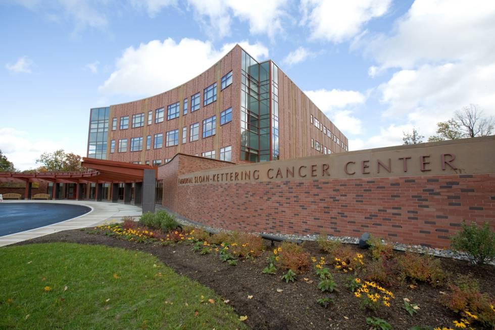 Sede del Centro Oncológico Memorial Sloan Kettering en Basking Ridge (EE UU).