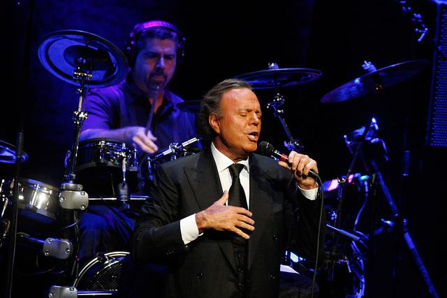 Ofreciendo un concierto en el Liceu Barcelona en 2012.