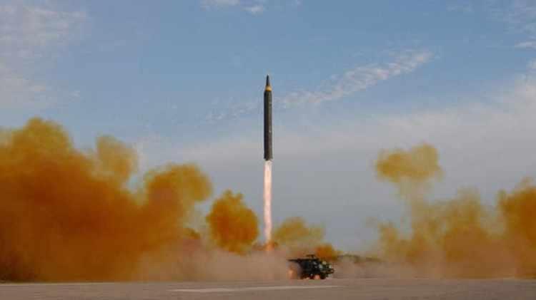 El reciente intercambio de amenazas gira en torno al programa nuclear y de misiles balísticos de Corea del Norte(Reuters)
