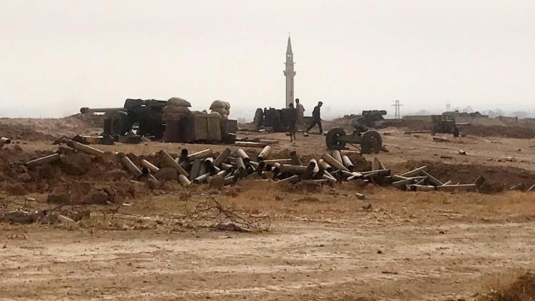 Muere en combate contra el Estado Islámico uno de los jefes consejeros militares rusos en Siria