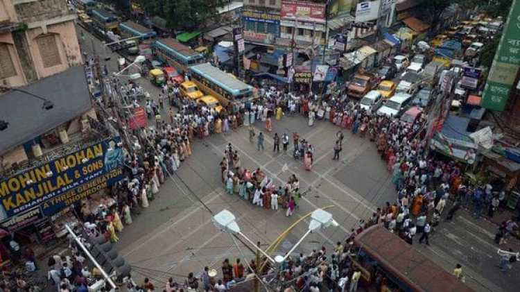 En 2015 fueron violadas 34.651 mujeres en la India. (Archivo)