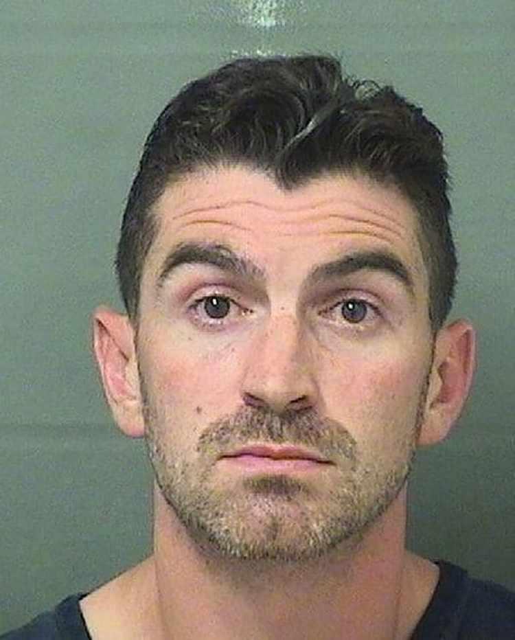 Michael Sciarra también quedó detenido