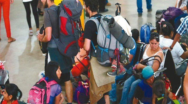 Resultado de imagen de extranjeros censados en el departamento de Tarija