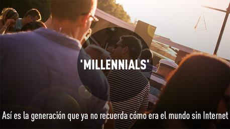 'Millennials': Así es la generación que ya no recuerda cómo era el mundo sin Internet