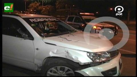 Santa Cruz: Dos accidentes de tránsito y una persona herida en fin de semana
