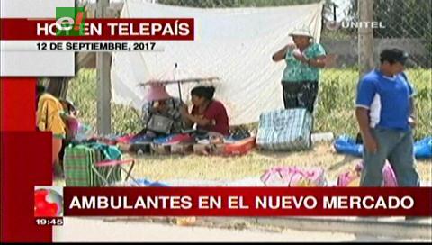 Video titulares de noticias de TV – Bolivia, noche del martes 12 de septiembre de 2017