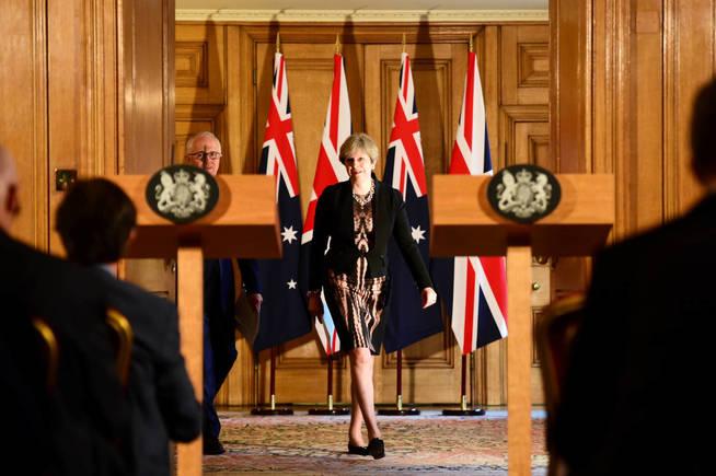 A pesar del Brexit, Reino Unido mantiene su lugar como potencia global. (Reuters)