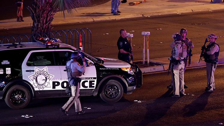 Identifican al tirador de Las Vegas