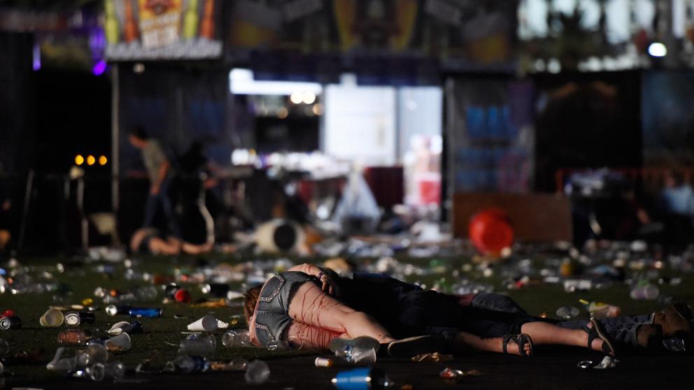 Al menos 58 muertos y más de 515 heridos en un tiroteo en Las Vegas