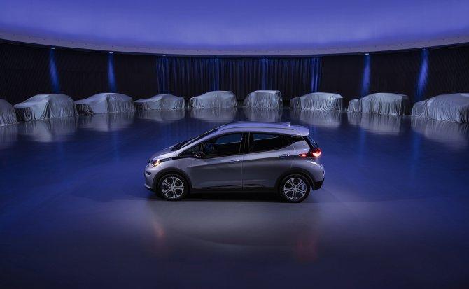 General Motors lanzará 20 vehículos eléctricos para 2023