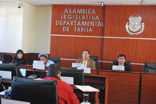 Resultado de imagen de Asamblea Legislativa Departamental de Tarija
