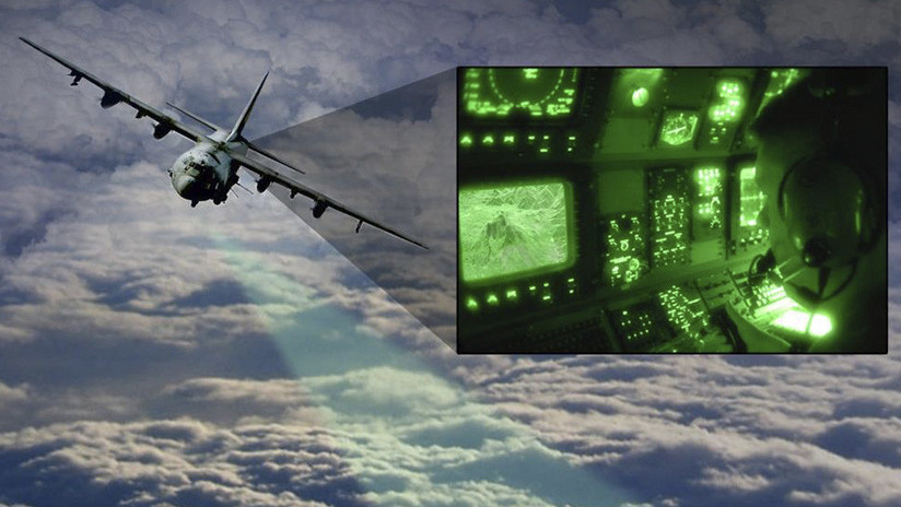 EE.UU. presenta un radar capaz de filmar en alta resolución a través de las nubes y el humo
