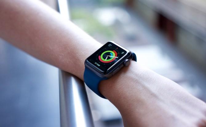 Apple patenta una correa para el Apple Watch que se ajusta sola