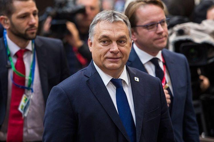 Se espera que el húngaro Viktor Orban vuelva a ganar las elecciones en 2018. (Getty Images)