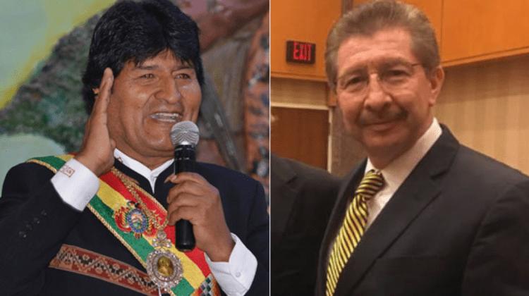 Evo-Morales-y-Carlos-Sánchez-Berzaín