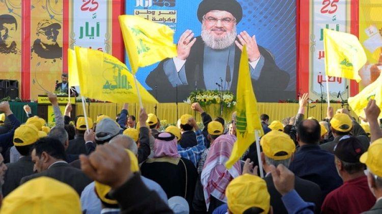 Terroristas de Hezbollah (Reuters)