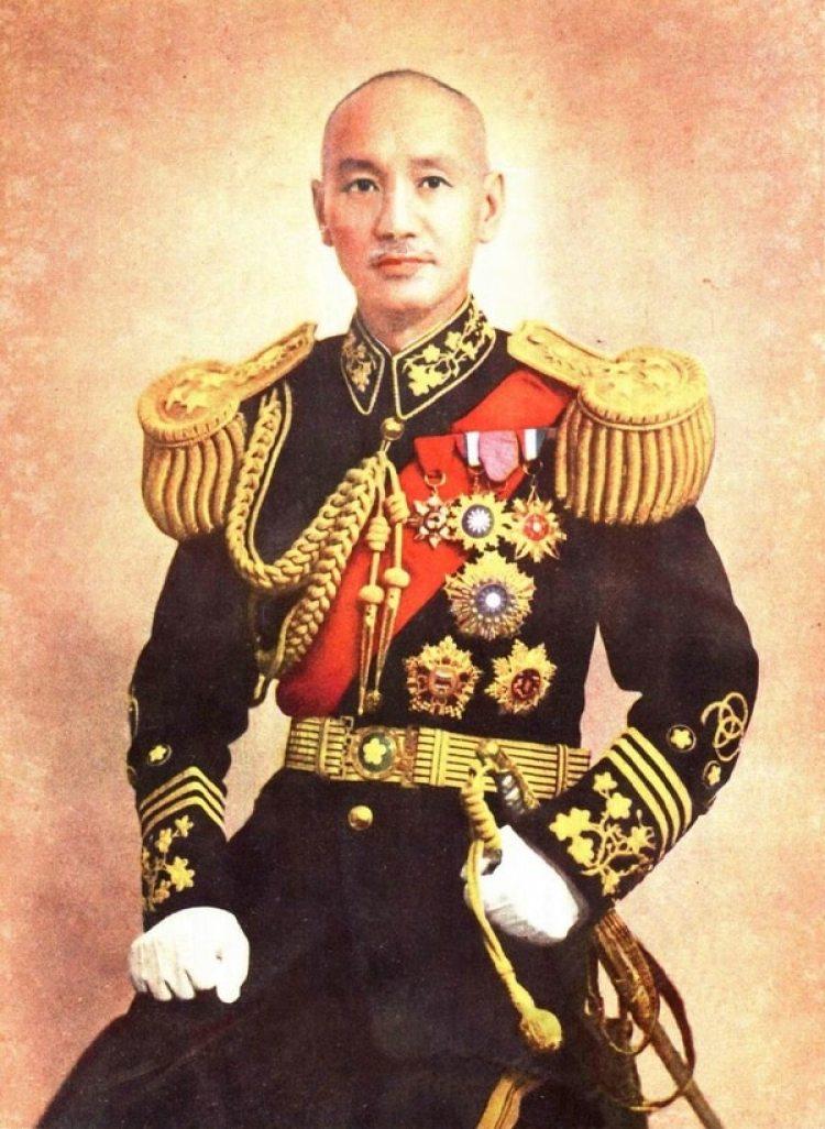 Chiang Kai-shek, el líder nacionalista enemigo de Mao Tse-tung. (Wikipedia)