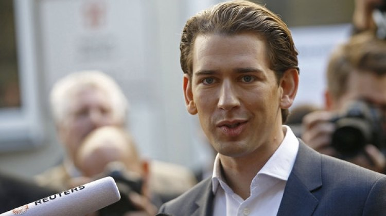 Sebastan Kurz, de 31 años, es el favorito en la elección (Reuters)