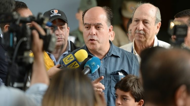 Julio Borges (AFP)