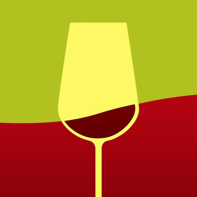 Interfaz de Pocket Wine para iOS