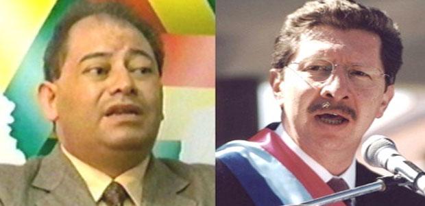 Resultado de imagen de Gobierno, Carlos Romero, sanchez berzain