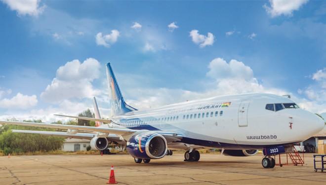 Resultado de imagen de Boa Boeing 737-700