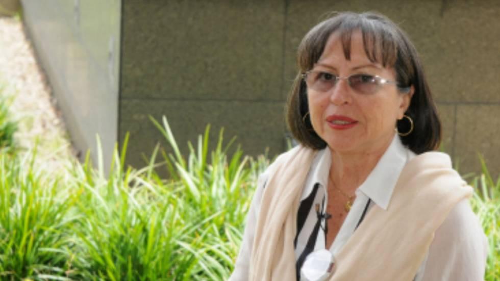 Islena Rey, defensora de derechos humanos en Colombia.