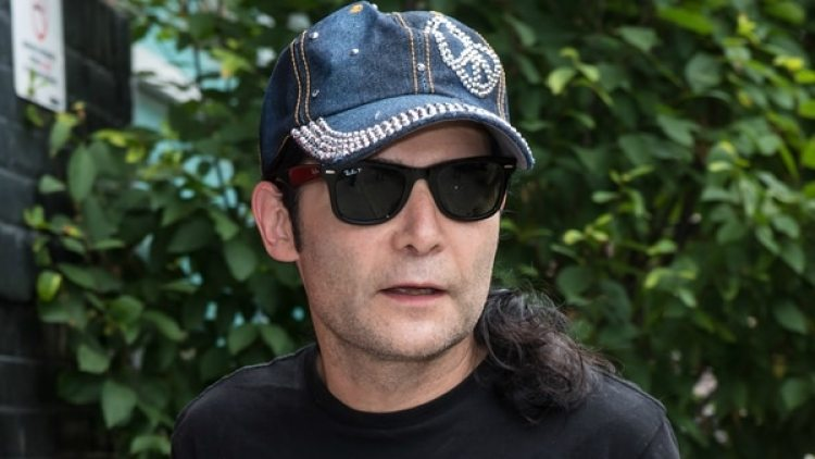 Corey Feldman. (Getty)