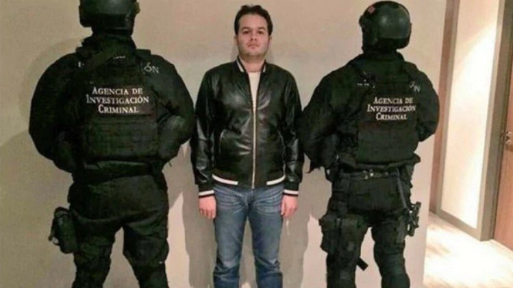 """Cayó en México el operador financiero de los hijos de """"El Chapo"""" Guzmán (Foto: Infobae)"""