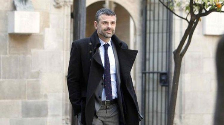 El conseller de Empresa y Conocimiento del gobierno catalán Santi Vila (EFE)